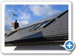 Solar Hot Water Panels & Roof Lights