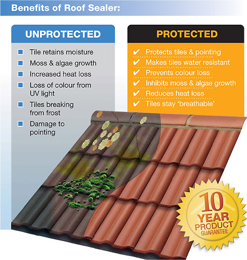 Climashield Roof Sealer